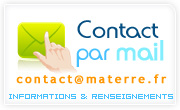 Contacter  Ma Terre